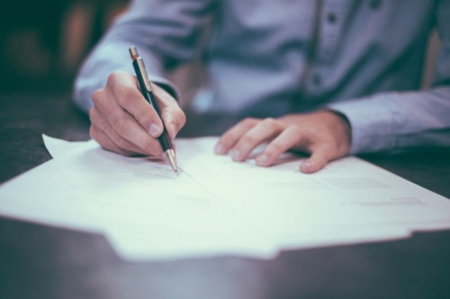 Business Lawyer Contract Draft